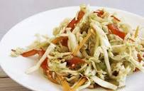 Maria's Kicken Asian Slaw